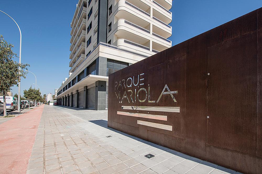 Pebasa Innova firma Parque Mariola Fase III